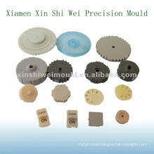 plastic gear mould in various types and colors