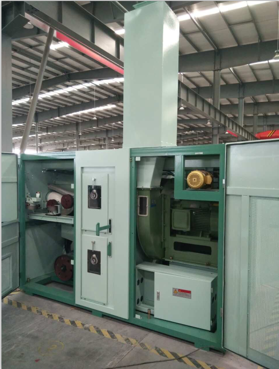 RS30C OE spinning machine