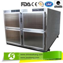 Холодильников морга тела (6 трупов)