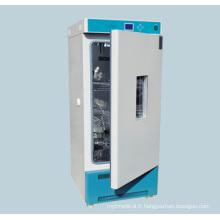 Incubateur de laboratoire biochimique 0-60 degrés avec modèles complets au choix