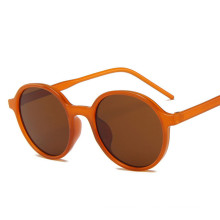 Fashion Candy Colors UV400 Retro Round Sun Glasses Women Bulk Buy PC Sunglasses