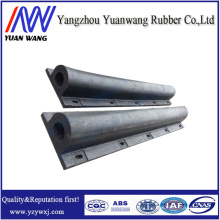Black Color Gd Type Rubber Material Marine/Boat Fender (DH-MF)