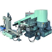 Ml130sj130 Máquina de Pellerizing de la maquinaria de reciclaje plástica de dos etapas del Madre-Bebé