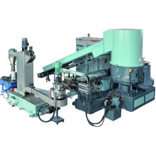 Ml130sj130 Two Stage Mother-Baby Plastic Recycling Machinery Pellerizing Machine