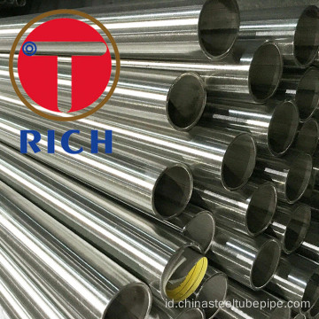 Ditarik Over Mandrel Seamless / ERW Steel Tube