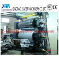Línea plástica de la máquina del extrusor de la producción de la protuberancia de la hoja / del cartón de PE / PP / PVC
