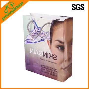 OEM Skin Care Packing Paper Bags