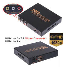 Conversor HDMI para AV (composto / RCA / AV / CVBS)