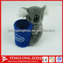 Горячие продажи милые и чучела коала форму карандаш дизайн для детей