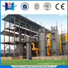 High quality coal gas fired aluminum melting furnace