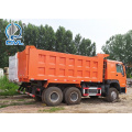 HOWO Dump Truck 10 Wheels 371HP 6 * 4