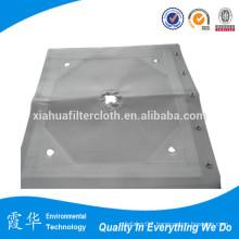 Woven polypropylene fabric for filter press