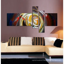 Home Decoration Handmade Oil Painting on Canvas