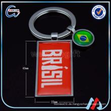 Fördernde Andenken keychain, die Lieferanten Metall keychain bildet
