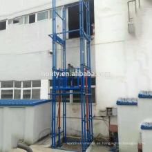 20m 30tons carril de elevación ascensor elevador, elevador de carga, elevador hidráulico vertical