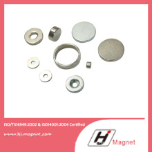 Different Shape of NdFeB Magnet with Customer Requirement by ISO9001