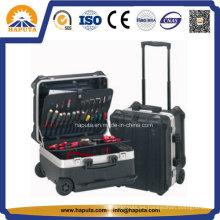 Caja de herramientas rodante de carretilla con paleta (HT-5102)