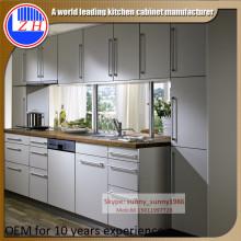 Zhuv Plywood Laminated Kitchen Cabinet Design (customized)