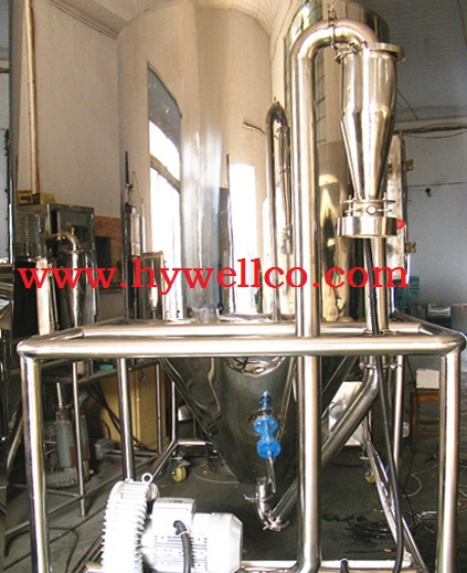 High Speed Spray Dryer
