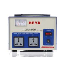 SVC 70-130VAC 140-260VAC Input 500VA 1000VA 50Hz 60Hz 110V 220V AC Automatic Voltage Regulator Stabilizers
