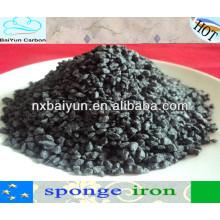 hierro de esponja de alta pureza para el tratamiento del agua