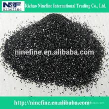 precio de polvo de carburo de silicio negro s bajo con carbón fijo 96%
