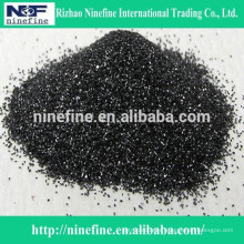 low s black silicon carbide powder price with fixed carbon 96%