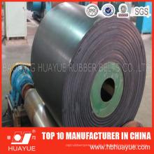 DIN-Standard Ep / Polyester-Gummiförderband