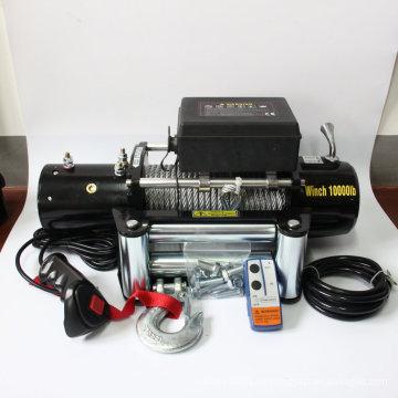 CE genehmigte 10000LB SUV / Jeep / LKW 4WD Winde / elektrische Winde / Selbstwinde / elektrische LKW-Winde