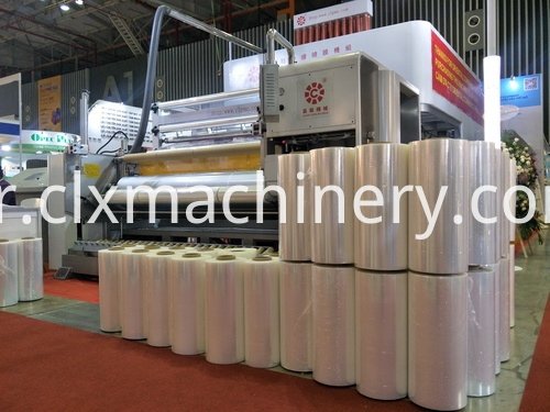 Changlong Stretch Film Production Line