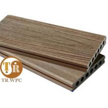 Supply Anti-UV WPC Shielded Decking