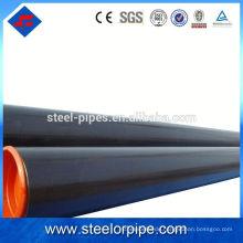Beste Qualität sch80 GB Standard nahtloses Stahlrohr / Stahlrohr