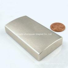 Специальный сегментный сегментный магнитный неодимовый магнит NdFeB
