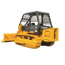 Shantui-bulldozer van Forest Logging SD16TF