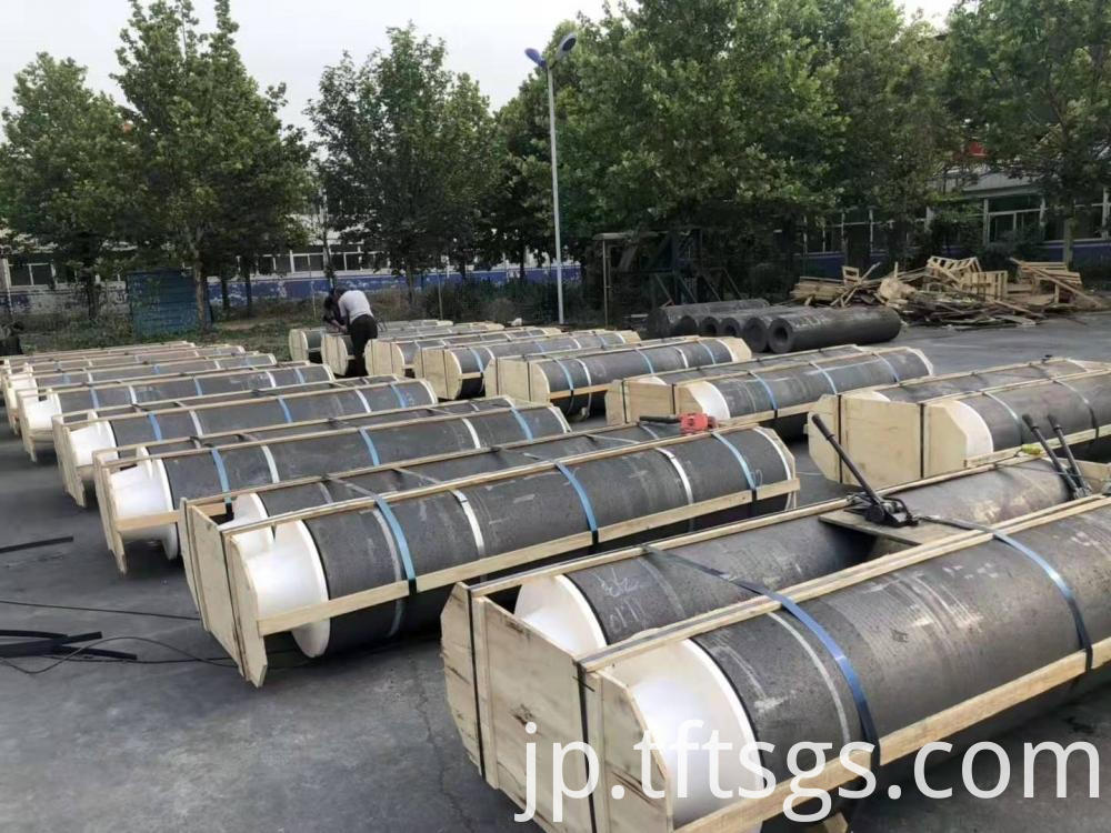 Uhp graphite electrode 400mm