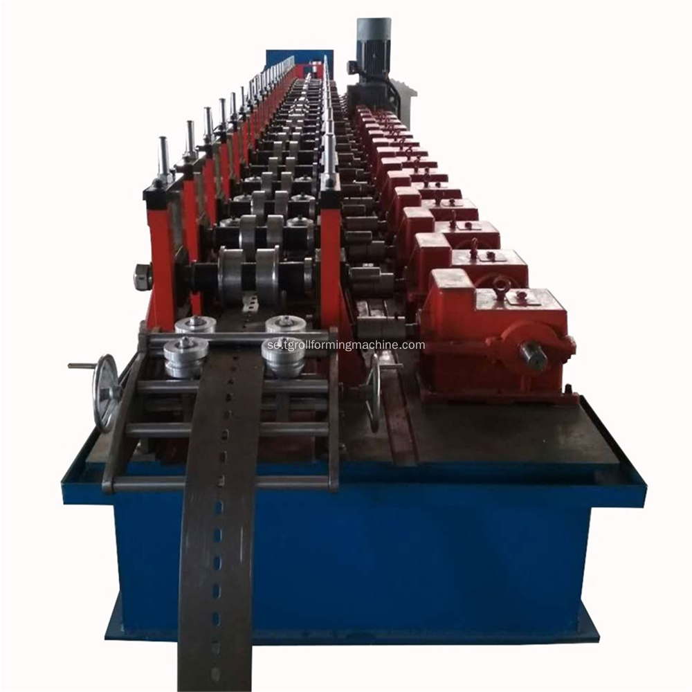 Utility Tunnel Rack Roll Forming Machine