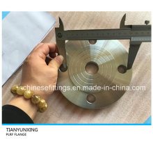 DIN 2543 Pn16 Stainless Steel 316L Plate Flange