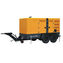 225kva trailer type CUMMINS Diesel Generator Set