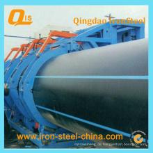 Großer Durchmesser HDPE Rohr über 1000mm