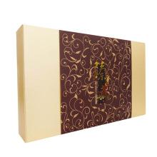 2016 Бумажная подарочная коробка / Модный стиль Пищевая бумажная коробка