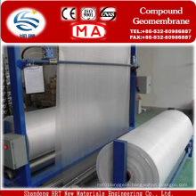 Compound Geotextile for Landfills