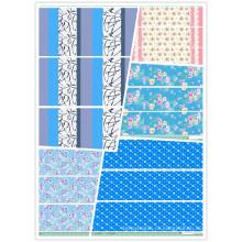 Высокое качество, новый дизайн полиэстер / хлопчатобумажная ткань с хорошим качеством