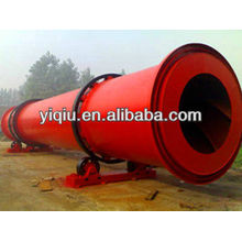 Secador de tambor rotatorio de secado seco / secadora