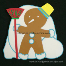 Irregular Shape Environmental Cute Coaster for Business Gift