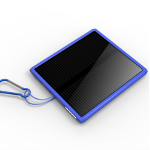 10000mAh 1.5W Salida de USB único Polímero Carga del panel solar