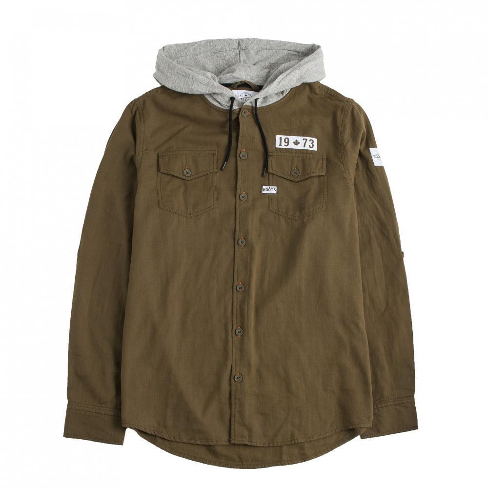 100% Cotton Hoddie Shirt