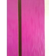 18mm PVC / Slatwall laminado para la exhibición