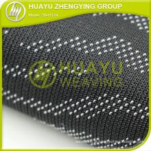 Tingido zebra impressão 3D tecido de malha para fazer sacos SN-HY74