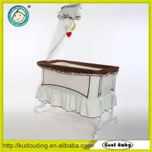 Wholesale china products hanging baby cradle