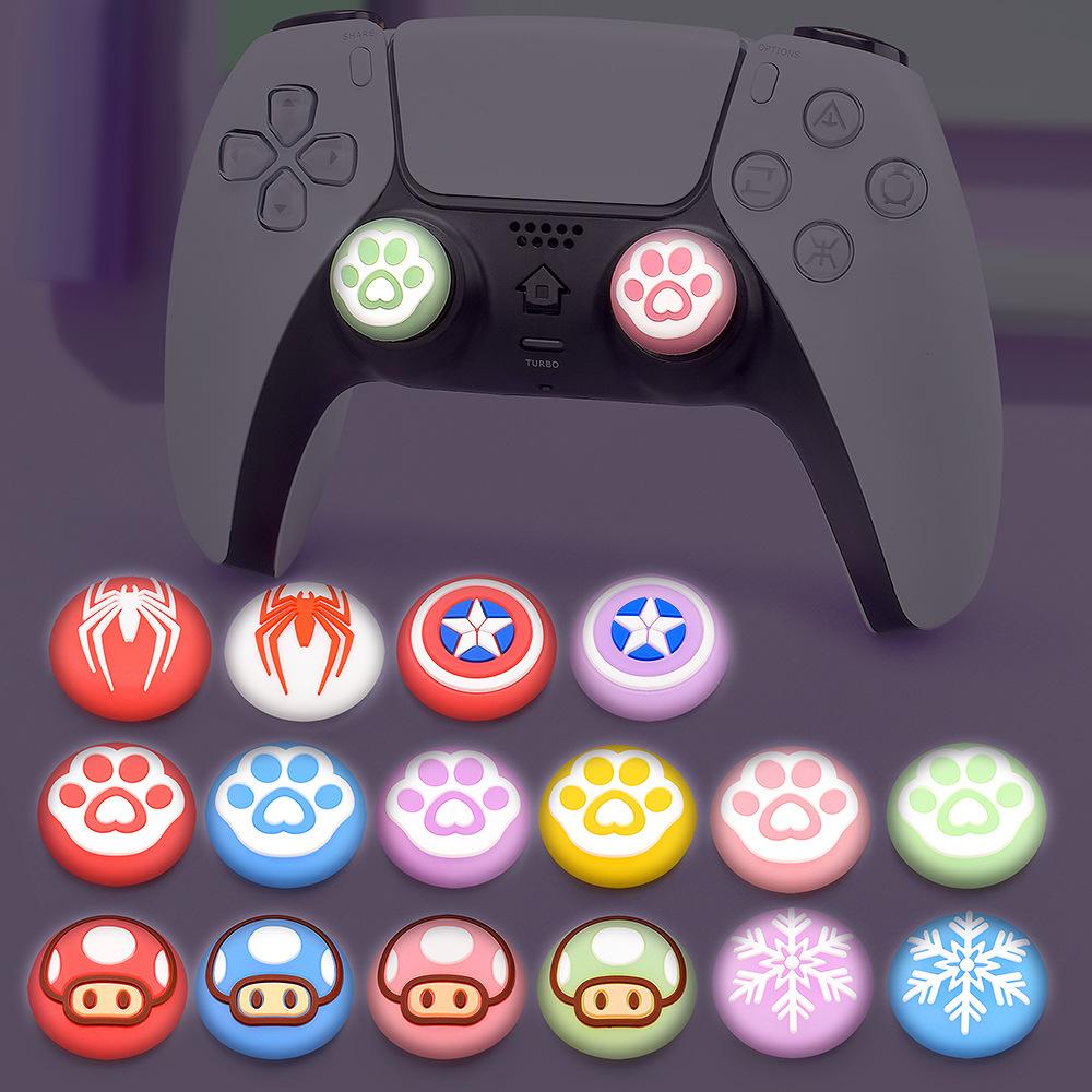 Ps5 Joystick Caps 4pack
